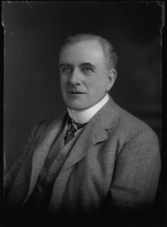 Cecil Beckwith Cave-Brown-Cave, by Lafayette - NPG x47568