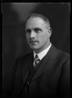 Robert Sleightholme Franks, by Lafayette - NPG x47636
