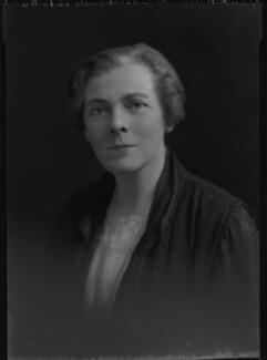 Dame Helen Charlotte Isabella Gwynne-Vaughan (née Fraser), by Lafayette - NPG x47713