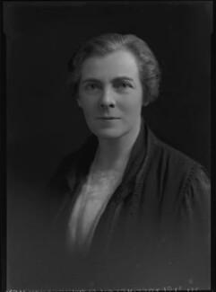 Dame Helen Charlotte Isabella Gwynne-Vaughan (née Fraser), by Lafayette - NPG x47714