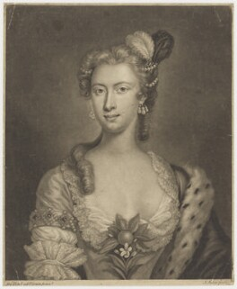 Princess Mary of Hesse, by John Faber Jr, after  Arthur Pond - NPG D10794