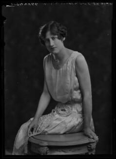(Mary) Gladys Storey, by Lafayette - NPG x47819