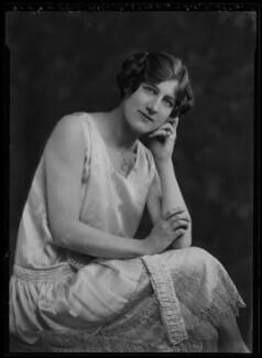 (Mary) Gladys Storey, by Lafayette - NPG x47821