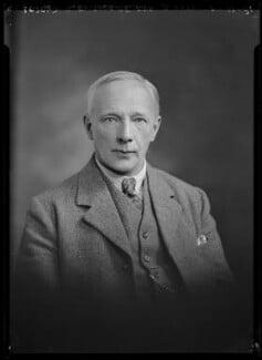 G.E. Moore, by Lafayette - NPG x47941
