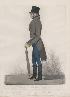 Richard Mee Raikes ('Do you know Mee?'), by and published by Richard Dighton - NPG D10810