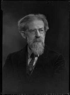 Sir Patrick Geddes, by Lafayette - NPG x47990