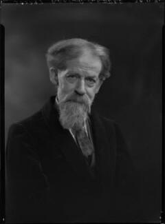 Sir Patrick Geddes, by Lafayette - NPG x47991