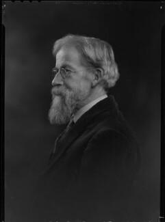 Sir Patrick Geddes, by Lafayette - NPG x47993