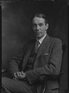 Sir Hubert Douglas Henderson, by Lafayette - NPG x48002