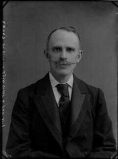 Leonard Lyell, 1st Baron Lyell, by Alexander Bassano - NPG x4802