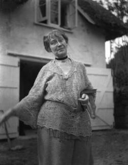 Dorothy Bussy (née Strachey), by Ray Strachey - NPG x88549