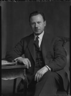 William Moses Feldman, by Lafayette (Lafayette Ltd), 11 May 1932 - NPG x48177 - © National Portrait Gallery, London