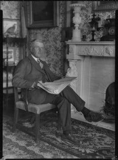 Henry Harcourt Gilbert New, by Lafayette - NPG x48237