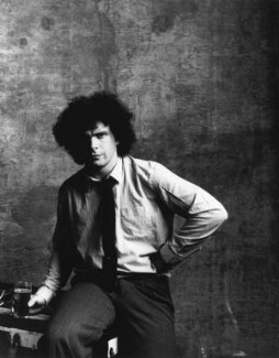 Simon Rattle, by Tom Zimberoff - NPG x24808