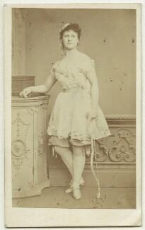 Miss Bruton, by Alexander Bassano - NPG x4837