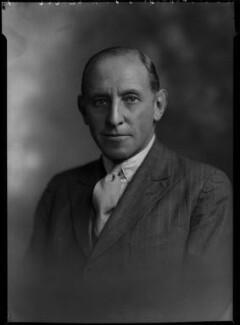 Sir Sidney Solomon Abrahams, by Lafayette (Lafayette Ltd), 22 February 1933 - NPG x48457 - © National Portrait Gallery, London