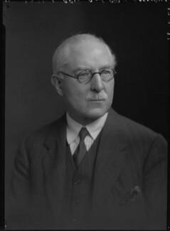 Sir George Kynaston Cockerill, by Lafayette - NPG x48459