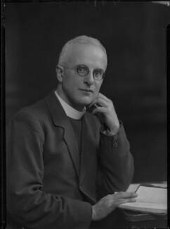 William Kemp Lowther Clarke, by Lafayette - NPG x48478