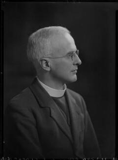 William Kemp Lowther Clarke, by Lafayette - NPG x48479