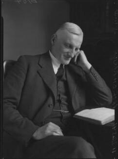 Oliver Herbert Phelps Prior, by Lafayette - NPG x48578