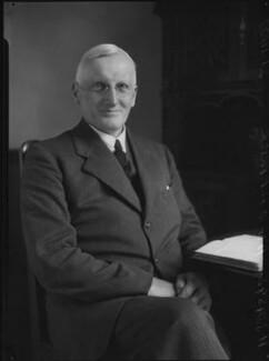 Oliver Herbert Phelps Prior, by Lafayette - NPG x48579