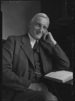 Oliver Herbert Phelps Prior, by Lafayette - NPG x48580