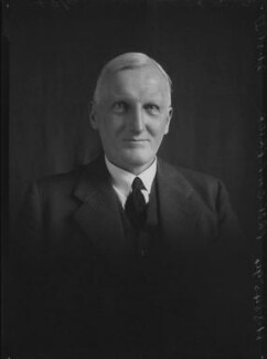 Oliver Herbert Phelps Prior, by Lafayette - NPG x48581
