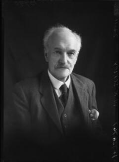William Ritchie Sorley, by Lafayette - NPG x48592