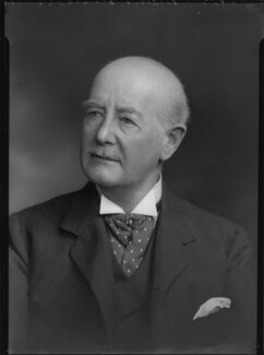 Sir Robert Armstrong-Jones, by Lafayette (Lafayette Ltd), 7 December 1933 - NPG x48640 - © National Portrait Gallery, London
