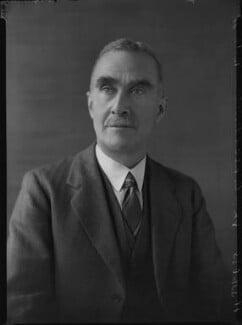 Cyril Bradley Rootham, by Lafayette (Lafayette Ltd), 12 December 1933 - NPG x48646 - © National Portrait Gallery, London