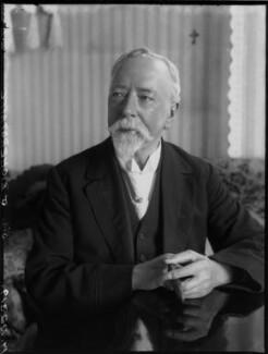 Sir John Bickerstaffe, by Lafayette - NPG x48813