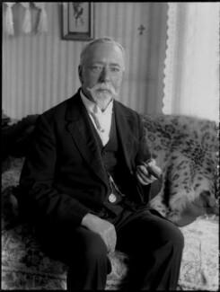 Sir John Bickerstaffe, by Lafayette - NPG x48814