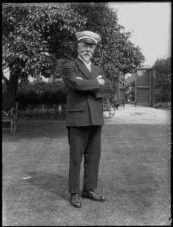Sir John Bickerstaffe, by Lafayette - NPG x48815