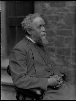 Lord William Gascoyne-Cecil, by Lafayette - NPG x48818