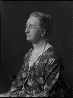Emma Mary Trefusis (née Wethered), by Lafayette - NPG x48825