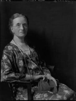 Emma Mary Trefusis (née Wethered), by Lafayette - NPG x48826