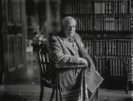 Hubert George Howard Galton, by Lafayette - NPG x48864