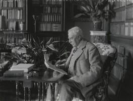 Hubert George Howard Galton, by Lafayette - NPG x48865