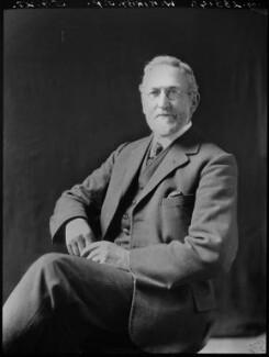 William Lewis Clark Kirby, by Lafayette - NPG x48906