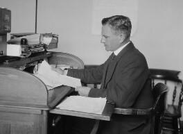 Leonard Whitworth Taylor, by Lafayette - NPG x48921