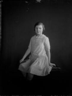 Hon. Helen Rosemary Cozens-Hardy, by Lafayette - NPG x48927