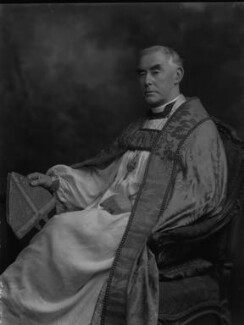 John Charles Hill, by Lafayette - NPG x48948