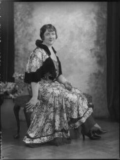 Dame Isobel Baillie, by Lafayette - NPG x48980