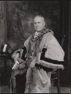Sir Thomas Robinson, by Lafayette - NPG x49011