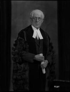 Gerald Abrahams, by Lafayette - NPG x49017
