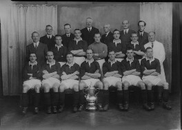 Manchester United Football Club team and directors, by Lafayette - NPG x49040