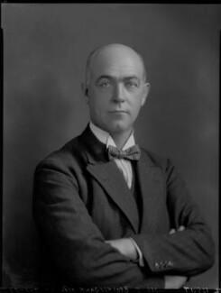 Sir (Clement) Edmund Royds Brocklebank, by Lafayette - NPG x49057