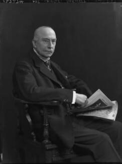 Charles Edward Barnett, by Lafayette - NPG x49183