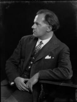 Wilhelm Backhaus, by Lafayette - NPG x49411