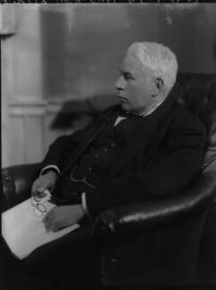 Sir William James Bull, 1st Bt, by Lafayette - NPG x49449